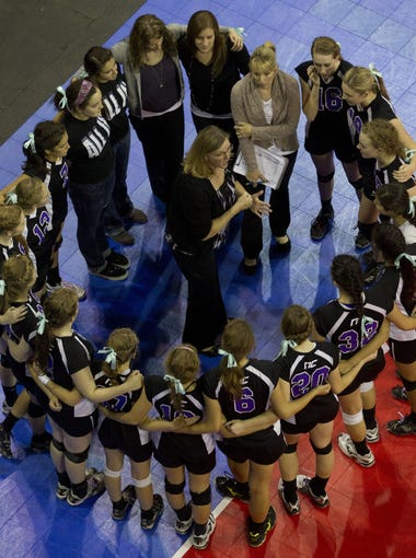 Take a look back at the coaches that have won titles in high school girls volleyball in Arizona, listed in order of championships.
