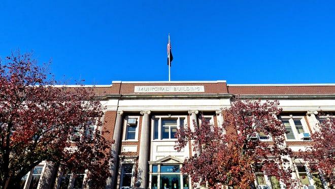 Englewood City Hall.
