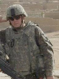 Former Yorktown resident Pfc. David R. Fahey, Jr., 23, who was killed in Afghanistan.