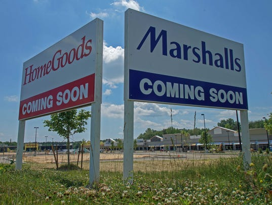 . Christiana Marshalls Home Goods to open