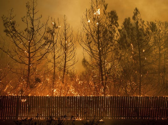 California Wildfires Photo Gallery