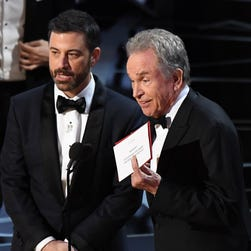 PricewaterhouseCoopers 'deeply' regrets Oscars flub, vows to investigate