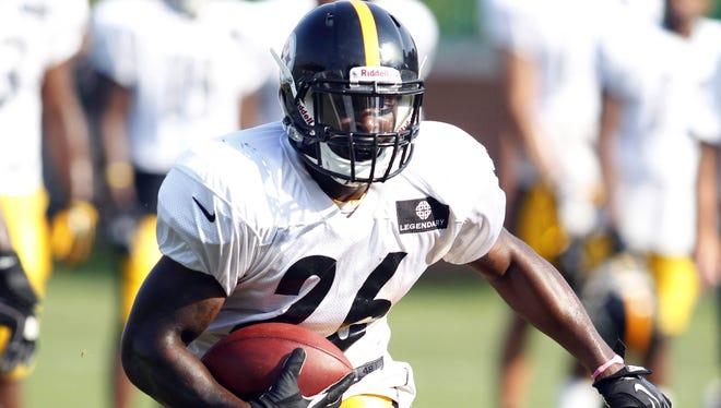 Steelers RB Le'Veon Bell will make his regular-season debut this weekend.