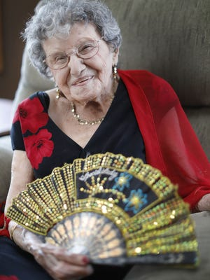 As Tillie Hajjar turns 100 on Aug. 18, 2020, she is being celebrated as a community treasure in Weymouth where she and her family ran a Lebanese American restaurant and other businesses for 67 years.