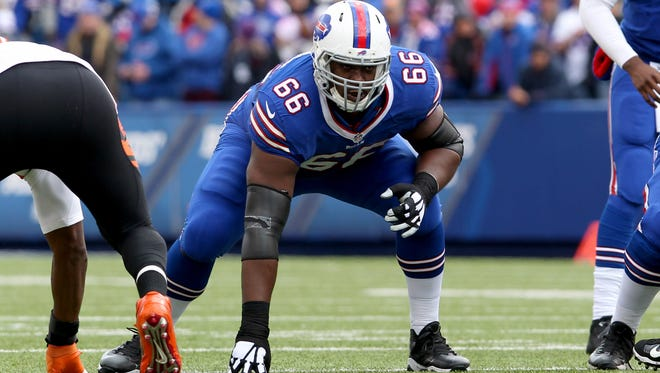 Seantrel Henderson was diagnosed with Crohn's disease late in 2015.