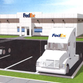 A large FedEx truck terminal, with over 300 employees, is coming to Oak Creek.