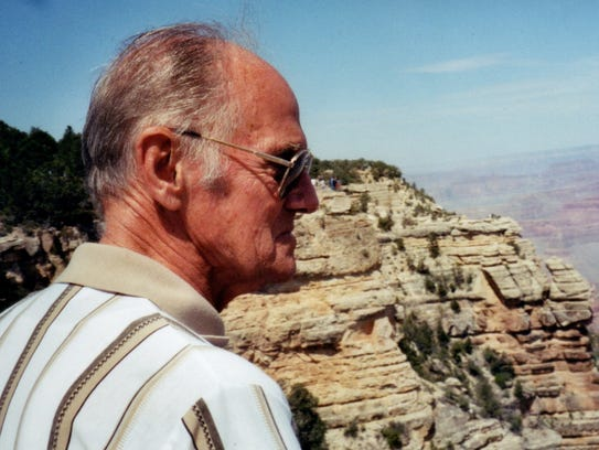 Donald Major, 89, died on Feb. 22.