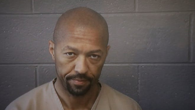 Former Fox 2 reporter and Detroit City Council President Charles Pugh was arraigned in 36th District Court by Magistrate Millicent Sherman Tuesday July 12, 2016. Mandi Wright/Detroit Free Press