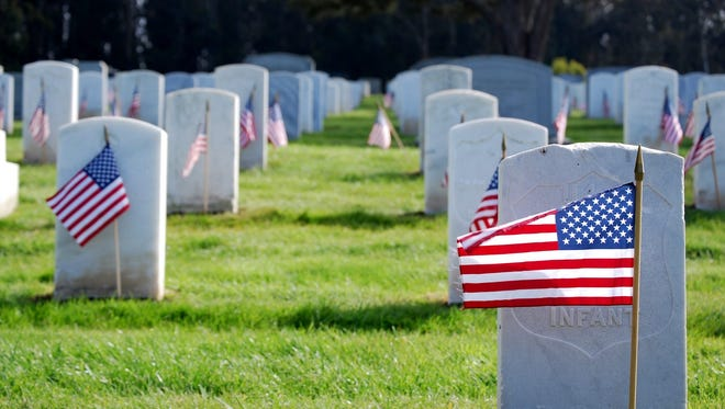 A variety of activities are planned on the North Shore to commemorate Veterans Day, Nov. 11.