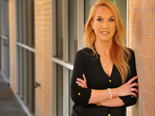 Cynthia Brewer of Viera, a patient advocate for medical marijuana and director of operations and sales for a medical marijuana testing laboratory, hopes the Brevard County Commission allows dispensaries to open in unincorporated areas of the county.