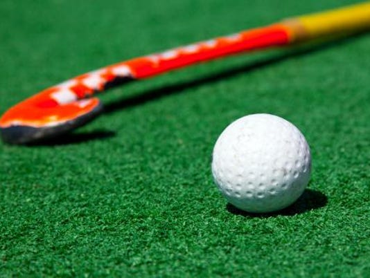 Vineland field hockey players honored