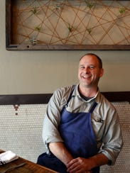 Rhubarb chef and owner John Fleer.