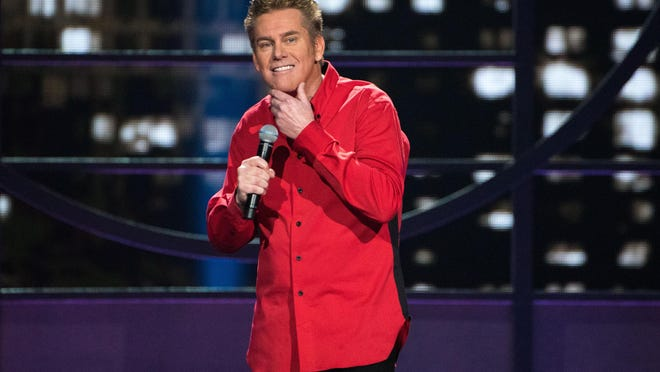 Brian Regan will be performing two shows at the Savannah Theatre on Dec. 9.