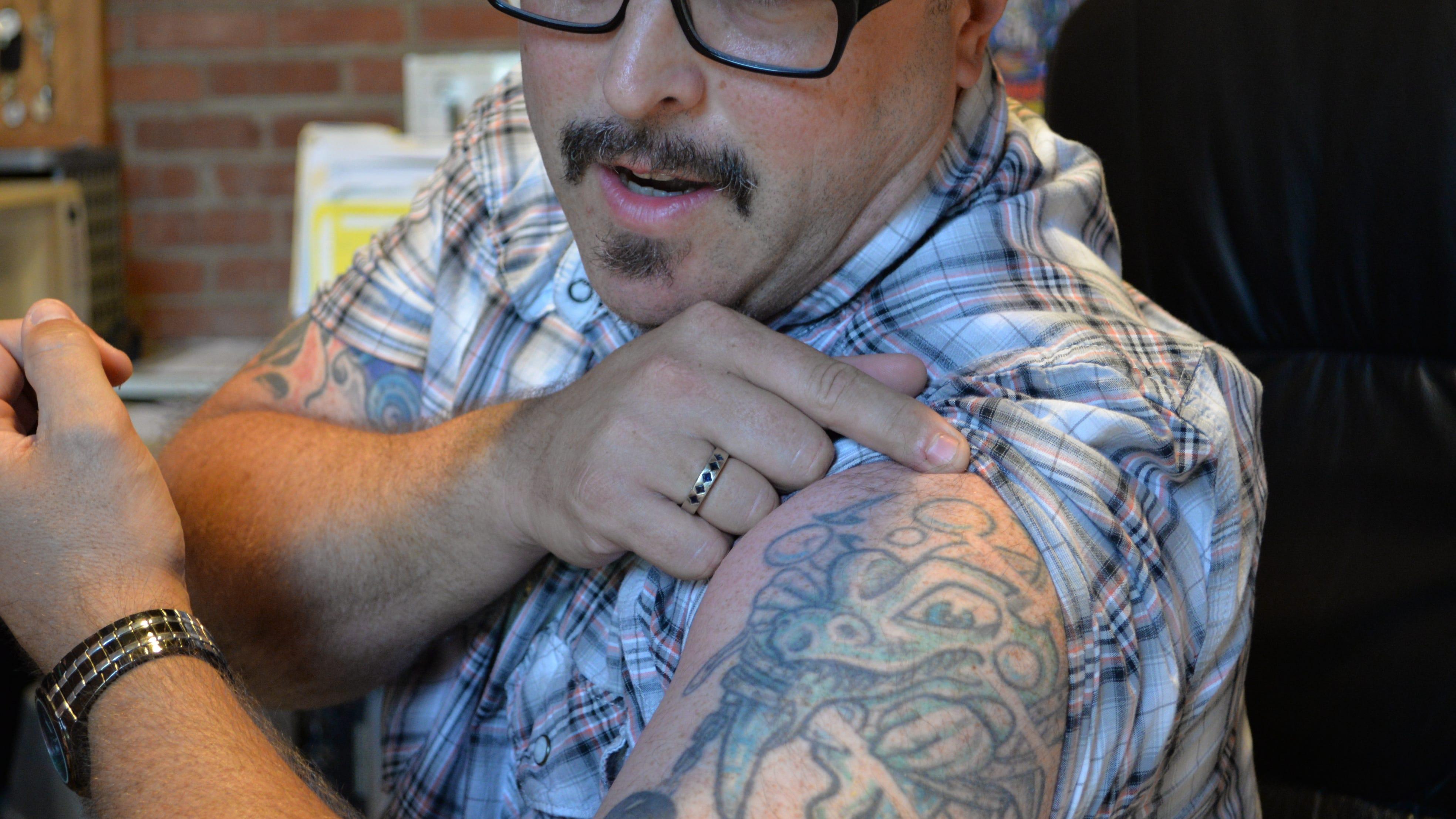 Workplace Tattoo Taboos Fading