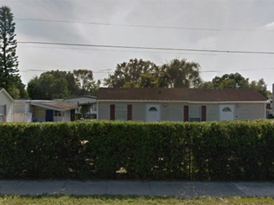 Palace Mobile Home Park St Petersburg Florida
