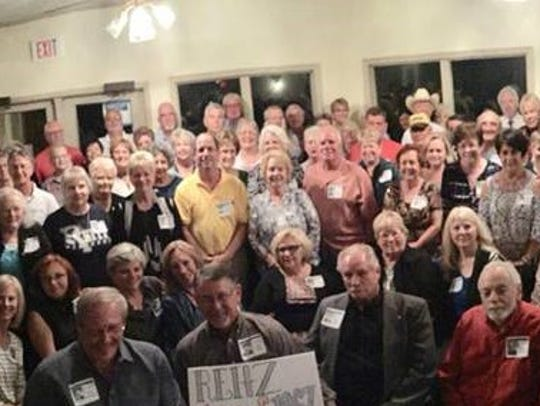REITZ 50TH REUNION – The Reitz High School Class 1967