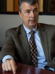 Alabama Attorney General Steve Marshall in Montgomery,