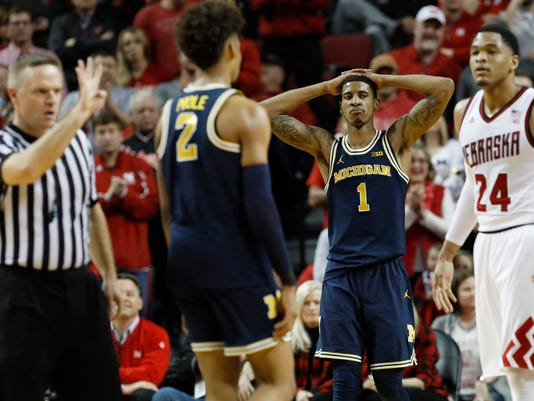Michigan basketball AP poll