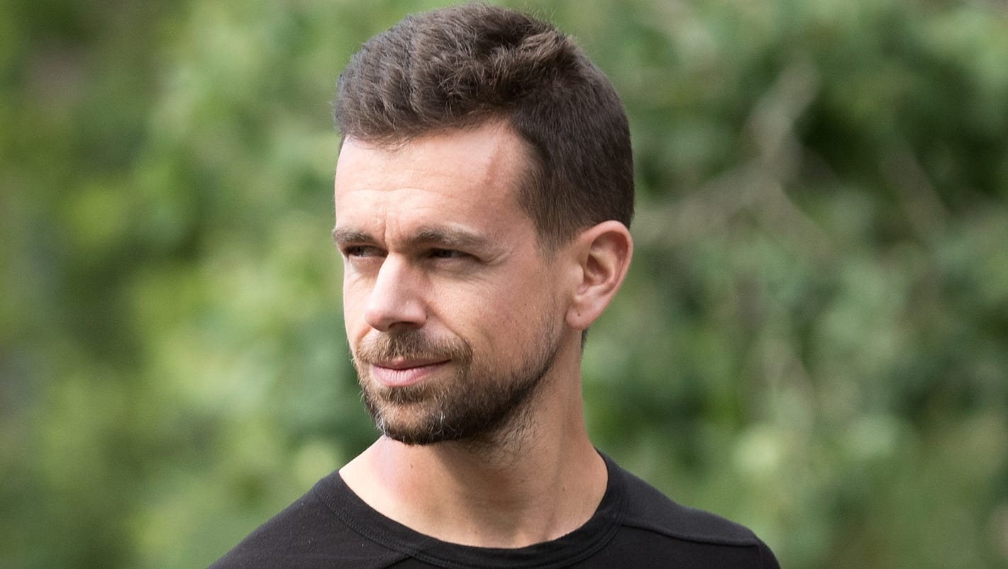 twitter ceo dorsey has own twitter account suspended