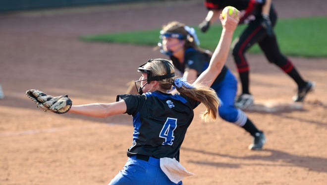 Watertown's Ellee Jensen was named first team all-state.