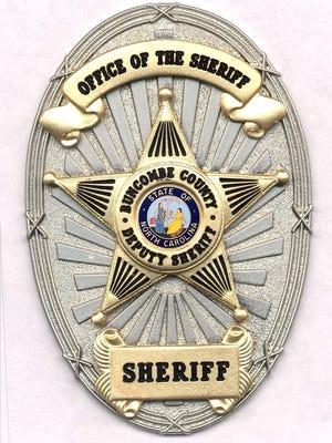 Buncombe County Sheriff's Office badge
