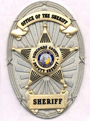 Buncombe County Sheriff's Office badge