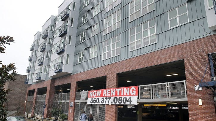 Average apartment rent in Kitsap holds steady at $1,300
