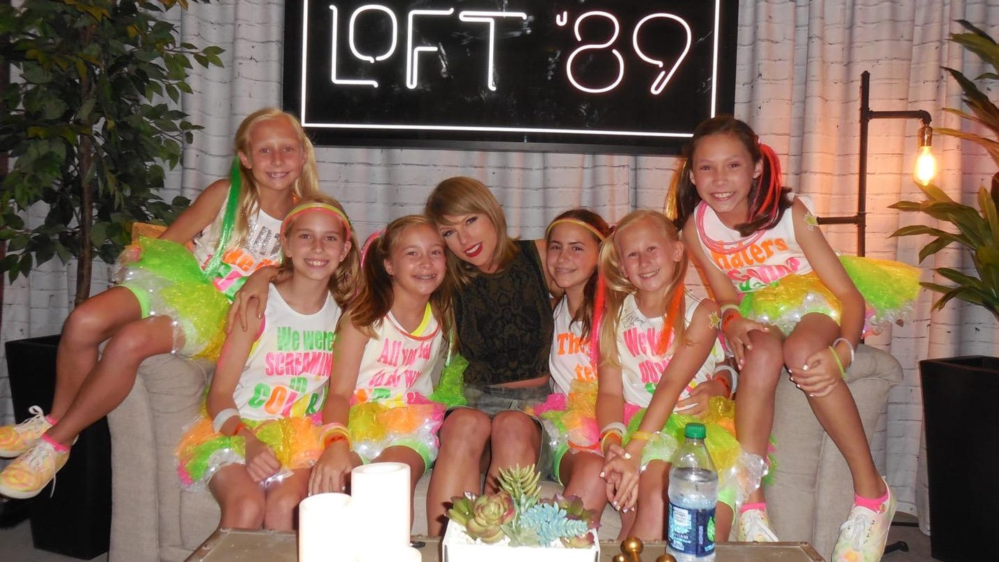 how to meet taylor swift backstage
