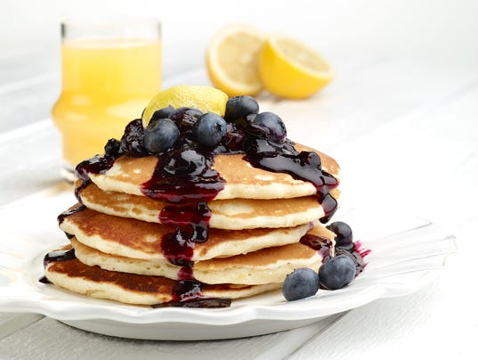 6 award winning breakfasts from b bs for Award winning pancake recipe