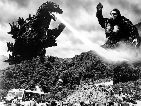 Match: Kong vs Zilla