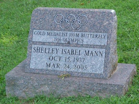 mann tombstone