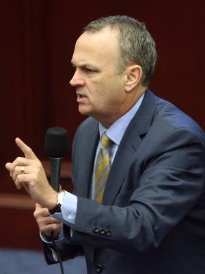 House Speaker Richard Corcoran often uses videos to explain his initiatives.