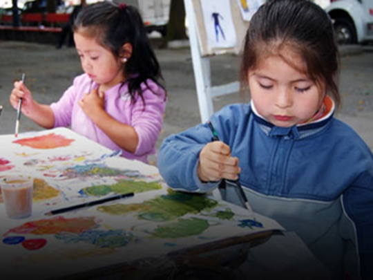 Arts project, food, woodworking and much more will be offered Saturday at the 43rd Annual Children's Festival.