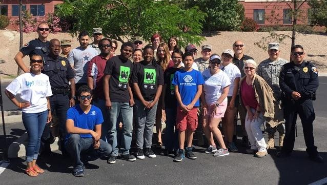 Members of the Unified Prevention! Coalition and other agencies helped coordinate the National Prescription Drug Take-Back Day in this file photo from April 30, 2016, in Las Cruces.