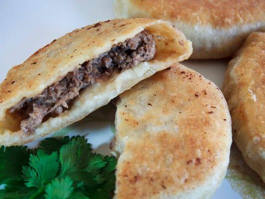 9. Beef Pies — Chou's Kitchen