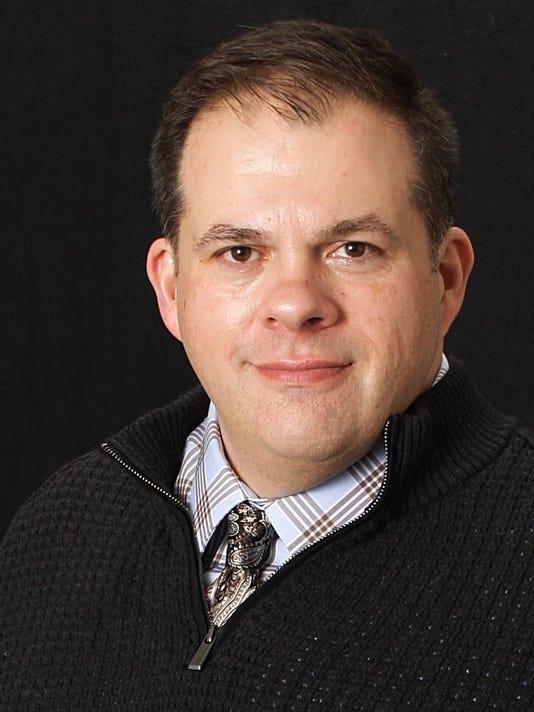 Salem City Councilor Chris Hoy