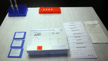 Donations pour in for testing of abandoned rape kits