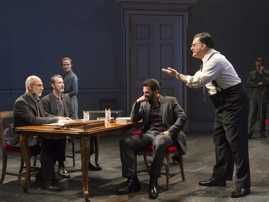 Theater Review Oslo