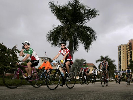 The Tour de Cape features 15-, 30-, 60- and 100-mile