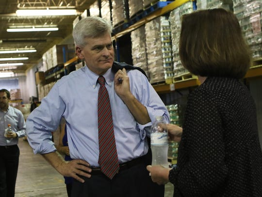U.S. Sen. Bill Cassidy, R-La., said Congress should extend the subsidy for rural home health service.