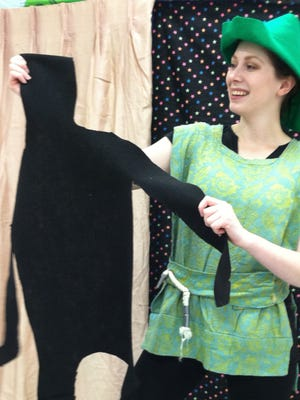 """The timeless classic """"Peter Pan"""" is one of three Rehoboth Summer Children's Theater productions for its 36th season this summer."""