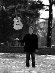 Sam Pacetti will perform Saturday at Blue Tavern.