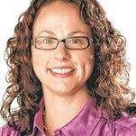 Mandy Brooks, coordinadora de reciclaje.
