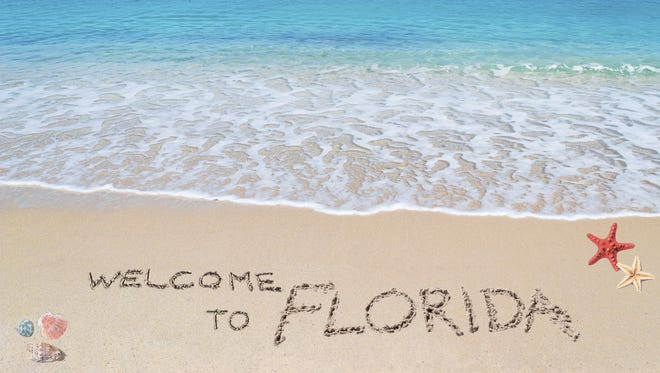 Florida has surpassed New York as the third-most populous state.