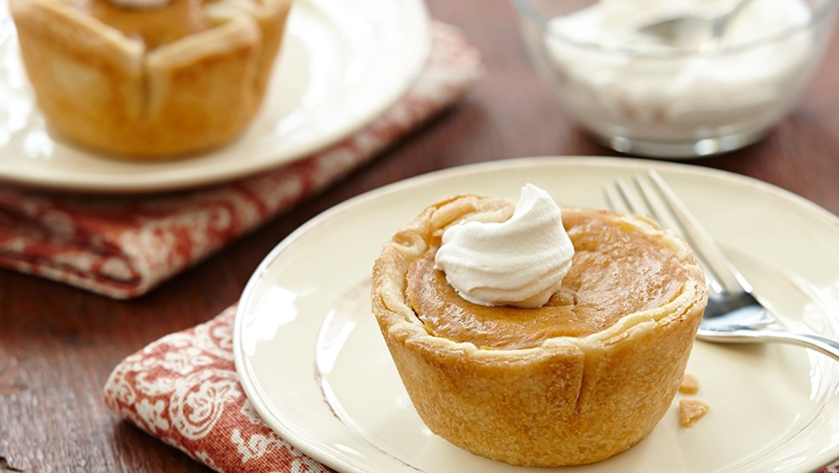 Nov 12, · Easy, ingredient mini vegan pumpkin pies with coconut oil crust! Naturally sweetened, simple to make, and so flaky and delicious! The 5/5(15).