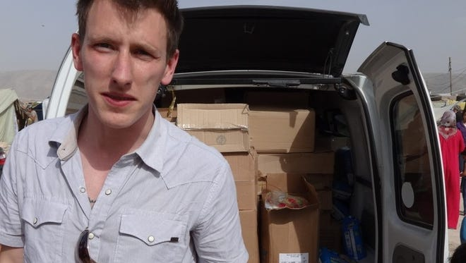 Peter Kassig, who changed his name to Abdul-Rahman Kassig.