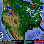 Another winter storm Monday night, but effects uncertain