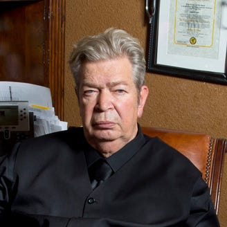 'Pawn Stars' Richard Harrison omits son Christopher Harrison from will