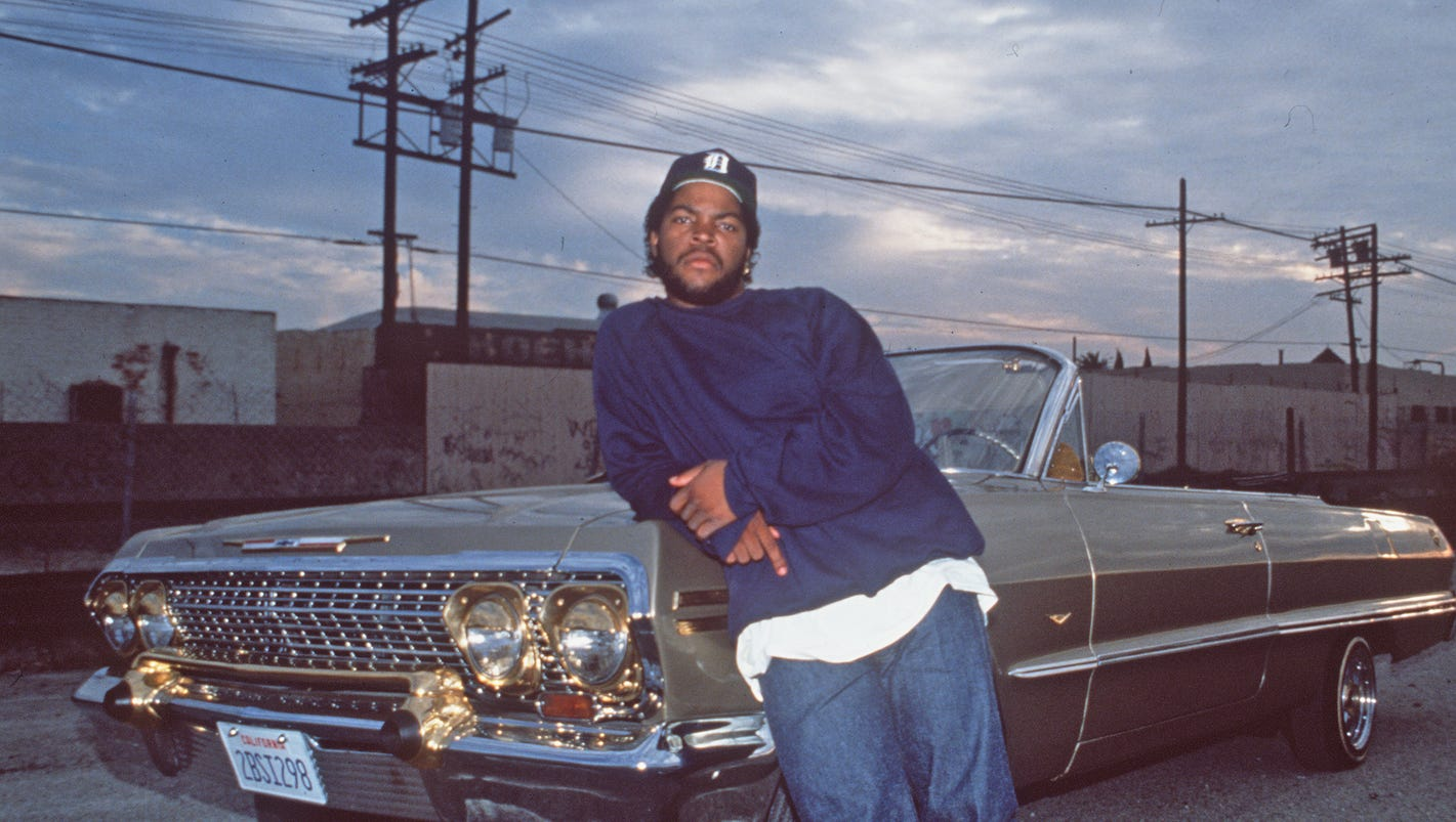 Ice Cube - IMDb Boyz n the hood photo gallery