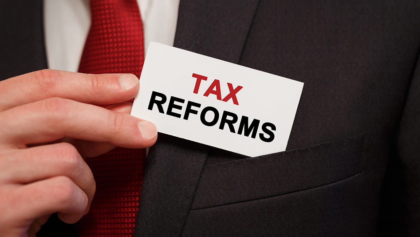 Federal tax reform: Will it result in a tax cut for you?